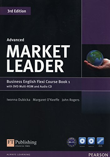 Market leader. Advanced. Flexy. Con espansione online. Per le Scuole superiori. Con DVD-ROM: 1
