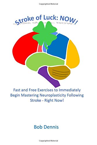 Stroke of Luck: NOW!: Fast and Free Exercises to Immediately Begin Mastering Neuroplasticity Following Stroke - Right Now! (Dennis Bob)