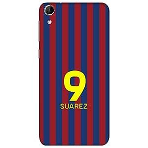 Mobo Monkey Designer Printed Back Case Cover for HTC Desire 728 Dual Sim :: HTC Desire 728G Dual Sim (Luis Suarez :: Soccer :: Uruguay :: Fc Barcelona :: Jersey)