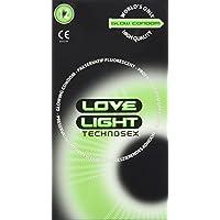Love Light Glow Kondom 12er Kondome fluoreszierend 1er Pack(1 x 12 Stück) preisvergleich bei billige-tabletten.eu