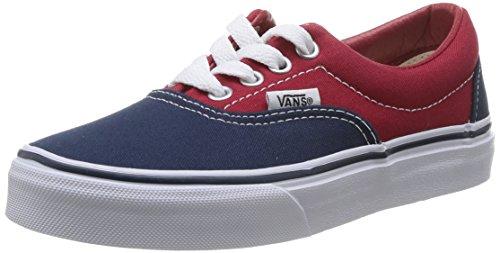 Vans K Era, Baskets mode mixte enfant Multicolore (Dress Blues/Chili Pepper)