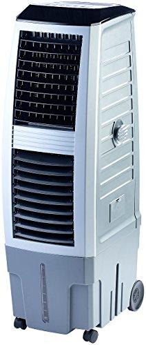 Sichler Haushaltsgeräte Mobile Klima Geräte: Verdunstungs-Luftkühler mit Ionisator LW-650, 180 Watt, 3 Liter/Std. (Klimagerät ohne Abluftschlauch)