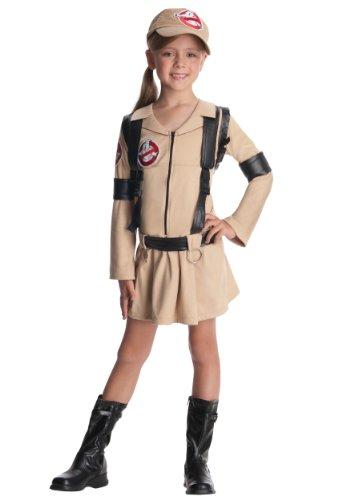 Rubies Ghostbusters Kostüm Geisterjägerin Kinderkostüm - 128cm
