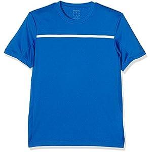WILSON Kinder T-Shirt B Team Crew Nw Bl