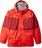 Columbia Men's Alpine Action Big & Tall Jacket, Red Spark/Red Element, X-Large Tall