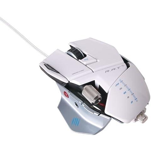 Mad Catz R.A.T.5 Souris Filaire Gaming pour PC et MAC