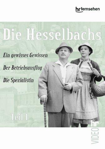 Die Hesselbachs - Teil 1: Ein gewisses Gewissen / Der Betriebsausflug / Die Spezialistin