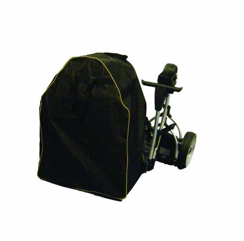 LONGRIDGE Golf Equipment Electric Trolley Cover, Black -