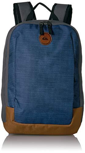 Quiksilver Herren SMALL Upshot Backpack Rucksäcke, F Jord Blue Heather, 1SZ