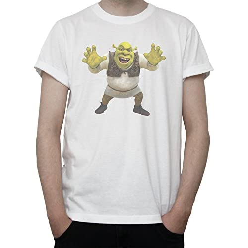 DreamGirl Shrek Ogre Mens T-Shirt 4