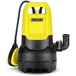 Kärcher SP1 Dirt pompe d'évacuation eau chargée