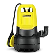 Karcher SP3 Submersible Dirty Water Flood Pump