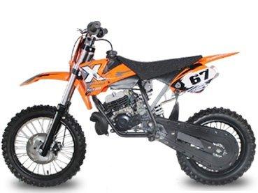 Dirtbike NRG50 14/12 49cc 9PS Crossbike Enduro Pocketbike