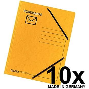 Gelbe Karte Grundschule.Postmappe A4 Amazon De Bürobedarf Schreibwaren