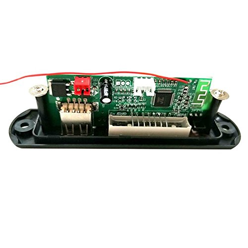 eamqrkt Wireless Bluetooth 12V MP3 WMA Decoder Board Audio Modul TF USB Radio für Auto