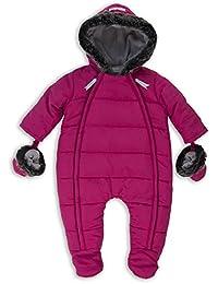 The Essential One - Bebé niña - Traje de esquiar de nieve - Rose - EO245
