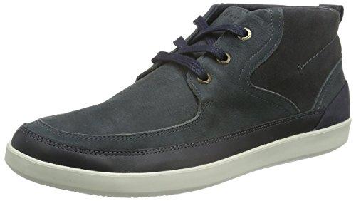 Tommy Hilfiger Herren F2285oster 3n Sneakers Grau (STEEL GREY 037)