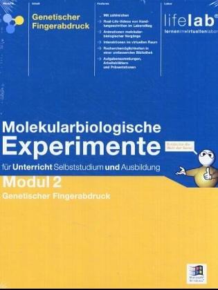 Preisvergleich Produktbild lifelab - Modul 2: Genetischer Fingerabdruck