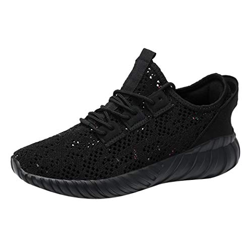 ELECTRI Hommes Mode Sneakers Athlétique Sneakers Occasionnels Chaussures de Sport Absorption des Chocs Respirant en Plein Air Course Multisports Running Outdoor