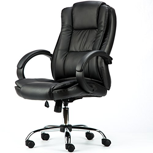modern-design-pu-leather-chrome-base-office-swivel-computer-chair