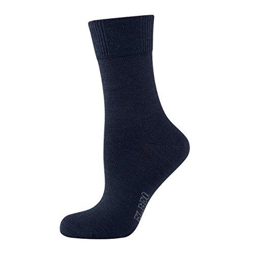 Elbeo Damen Socken Classic Wool Sensitive 3er Pack