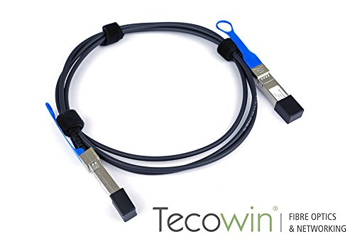 Cisco compatible SFP-H10GB-CU2M-C, 10GBASE-CU SFP+ Cable 2 Meter aus Deutschland Tecowin -