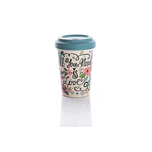 Kaffee Becher Bamboo Cup - 2