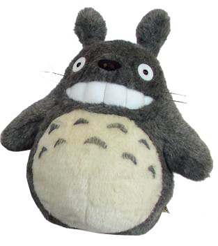 "Totoro 6"" Smiling Plush Doll [Toy] (japan import) por Sun Arrow"