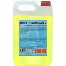 Liquido Caloportador con base de Propilenglicol Biodedetex Termisolar L-5