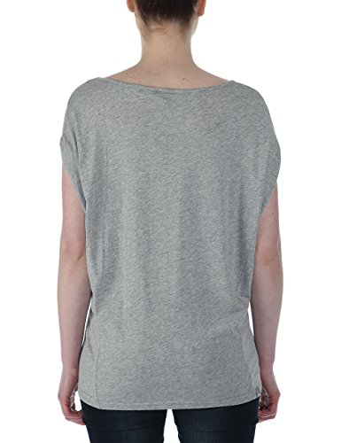 Bench Refleckt - T-shirt - Manches courtes - Bébé fille Gris