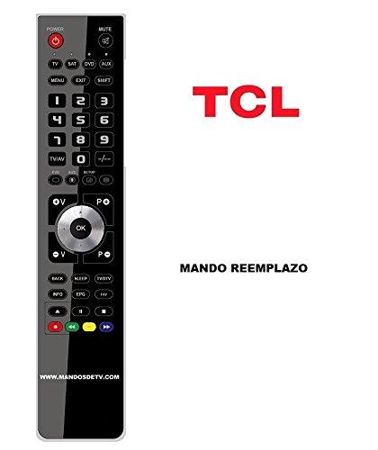 Mando TV TCL 32C35H