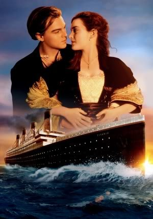 TITANIC - LEONARDO DICAPRIO - Imported Movie Wall Poster for sale  Delivered anywhere in UK