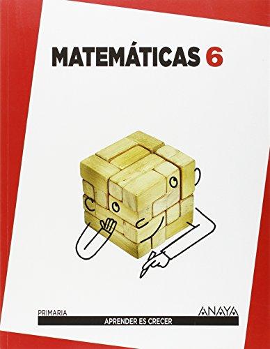 Ep 6 - Matematicas - Aprender es Crecer por Aa.Vv.