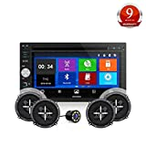Best Double-din Car Stereos - Woodman Doubledin WM-8080 with FM/Bluetooth/USB/DVD Car Stereo Review
