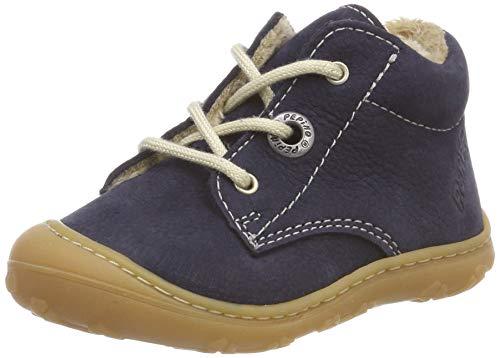 RICOSTA Pepino by Unisex - Kinder Winterstiefel CORANY, WMS: Mittel, Freizeit leger Winter-Boots Outdoor-Kinderschuhe warm Kind-er,See,22 EU / 5.5 UK