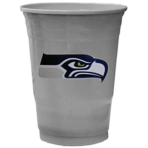 Siskiyou NFL Seattle Seahawks Spiel Tag Tassen, 500ml