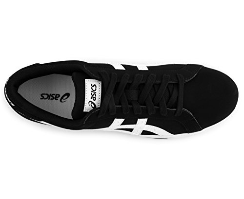 Asics Herren Classic Tempo Gymnastikschuhe BLACK/HEATHER GRAY