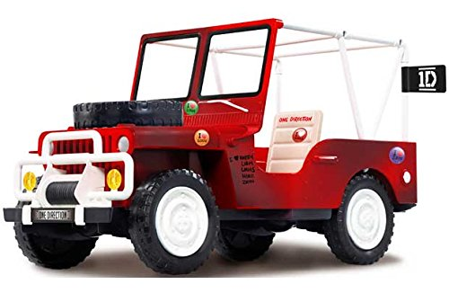 One Direction 4x4 Cruiser Car - Voiture Jeep 5054186388112