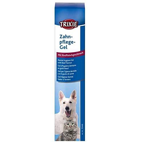 Trixie, Zahnpflege-Gel mit Rindfleischgeschmack