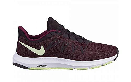 Nike Damen WMNS Quest Leichtathletikschuhe, Mehrfarbig (Burgundy Ash/Pumice/Bordeaux/White 602), 38.5 EU - Track Frauen Nike Jacket