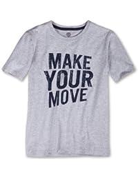Sanetta - Camiseta de pijama de manga corta para niño