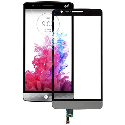 Touch Panel Digitizer (Sevenplusone Replacement New LCD+Touch Panel Digitizer Assembly Ersatz/Ersatz Touch Panel für LG G3S / D722 / G3 Mini / B0572 / T15 (Grau) for LG Nexus 4 / E960 / Optimus LTE2/G Pad (Farbe : Grey))