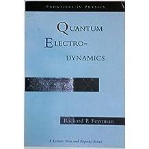 Quantum Electrodynamics (Frontiers in Physics)