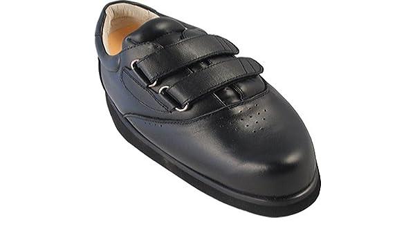 Mt Emey Womens 9301-C Orthotic Shoes,Black,5 D
