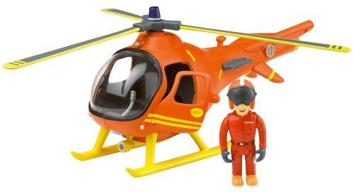 feuerwehrmann sam tom thomas Yaffee FS030 - Feuerwehrmann Sam, Helikopter mit Tom