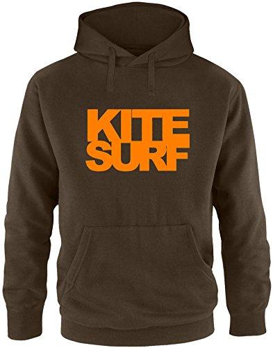 EZYshirt® Kitesurf Herren Hoodie