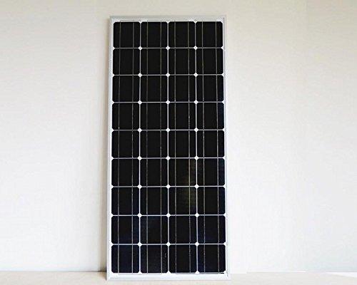 Gowe 1000W 100W x 100Monokristallines Solar Panel TÜV CE IEC, 1000Watt 1kW Mono Solarmodul Photovoltaik Kits Solar Home System (Panel Home Kit Solar)