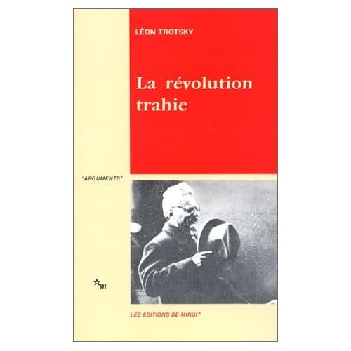 La Révolution trahie