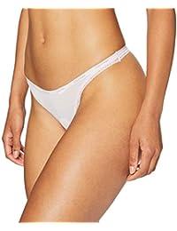 Calvin Klein Modern Cotton-Thong Tanga para Mujer