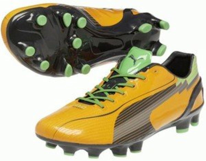 Puma evoSPEED 1 FG para hombre botas de fútbol tamaño UK 8,5